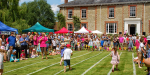 Aurora Clinics: Photo showing a fete like Towersey Fete