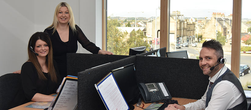 Aurora Clinics: Photo of Contact Centre in Falkirk