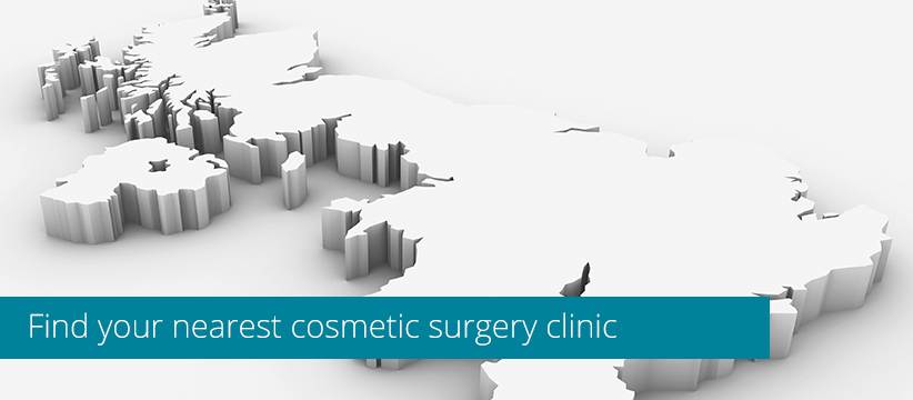 Aurora Clinics: Photo of our nationwide cosmetic surgery locations in the UK