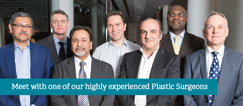 Aurora Clinics: Meet our highly experienced plastic surgeons