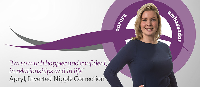 Aurora Ambassador: Inverted Nipple Correction