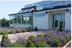 Aurora Clinics; Image showing Baddow Hospital Essex