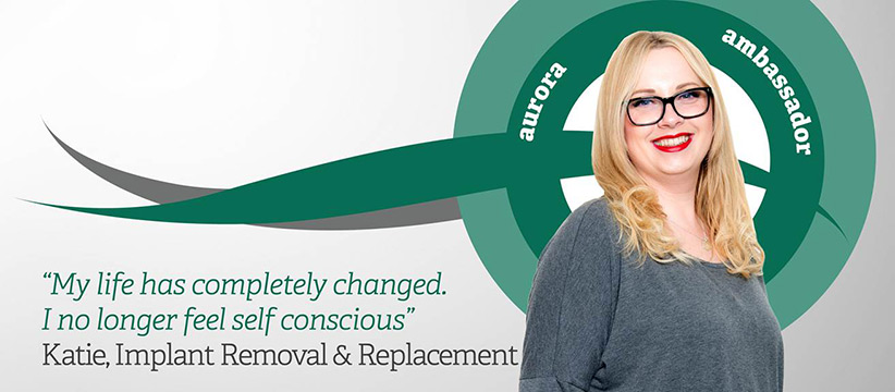Aurora Ambassador - Implant Replacement Surgery