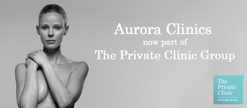 Aurora Clinics now part of The Private Clinic Group